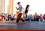 уличные танцы в москве